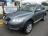 Used VW Touareg TDI Sport 5dr Auto LEATHER FSH SPARE KEY