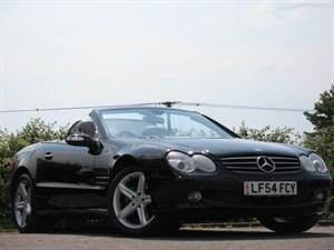 Mercedes SL SL500
