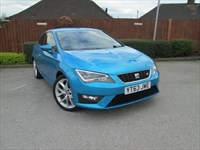 Used SEAT Leon 3dr SC Hat TDI FR Tech