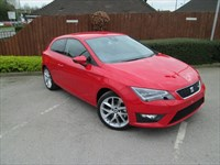 Used SEAT Leon Fr Technology Tsi