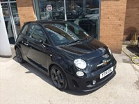 Used Abarth 500 500 Hat Turbo T-jet