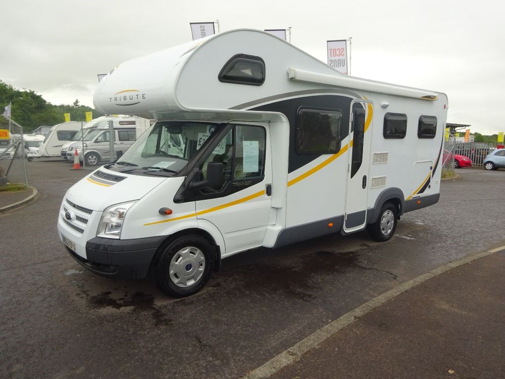 Original Used Ford AUTOTRAIL TRIBUTE T 725 Perth Perth And Kinross