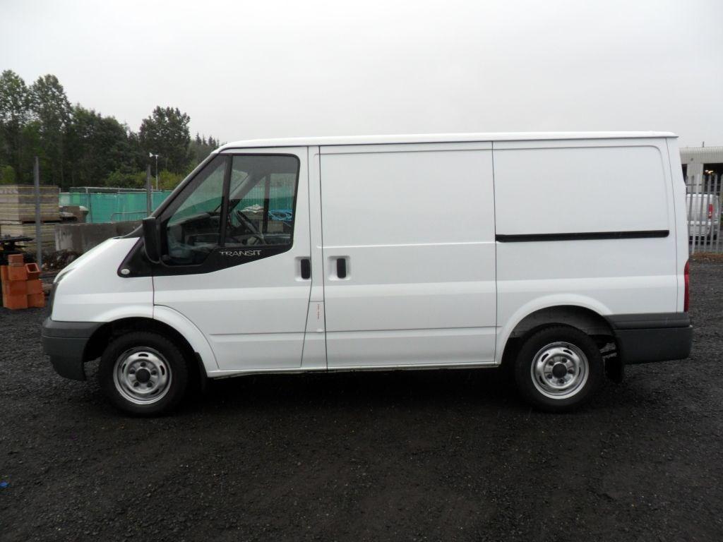 used ford transit vans for sale at auto trader vans autos post. Black Bedroom Furniture Sets. Home Design Ideas