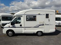Car of the week - Autosleeper Nuevo - Only £21,995