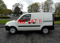 Car of the week - Fiat Doblo CARGO 16V MULTIJET - Only £3,995