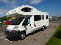 Car of the week - Fiat Ducato ROLLER TEAM AUTOROLLER 706 - Only £36,995