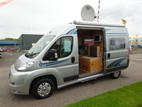 Car of the week - Fiat Ducato TRIGANO TRIBUTE 550 - Only £28,995