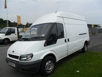 Car of the week - Ford Transit 350 LWB SHR - Only £2,995