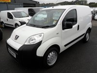Car of the week - Peugeot Bipper HDI S - Only £4,955 + VAT