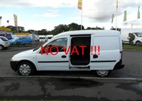 Car of the week - Vauxhall Combo 2000 CDTI SWB H/C - Only £1,350