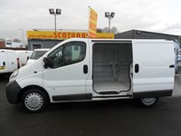 Car of the week - Vauxhall Vivaro DTI 2700 SWB - Only £2,950