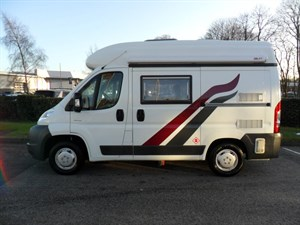 used Citroen Relay Romahome R30 Dimesnion in perth-scotland