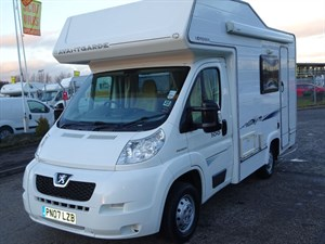 used Compass  Avantgarde 120 in perth-scotland