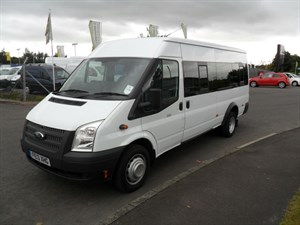 used Ford Transit 430 SHR BUS 17 STR in perth-scotland