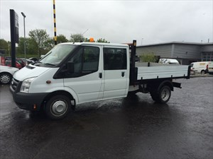 used Ford Transit 350 DRW in perth-scotland