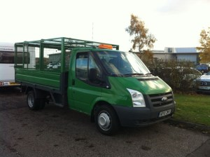 used Ford Transit 330 LIMITED SHR in perth-scotland