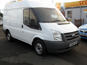 used Ford Transit 280 SHR in perth-scotland