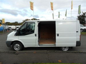 used Ford Transit 280 LR -27238 MILES in perth-scotland