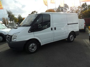 used Ford Transit 280 LR in perth-scotland