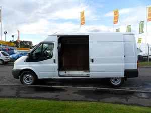 used Ford Transit 350 in perth-scotland
