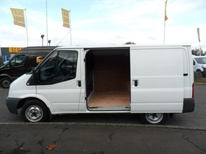 used Ford Transit 280- 25,110 MILES in perth-scotland