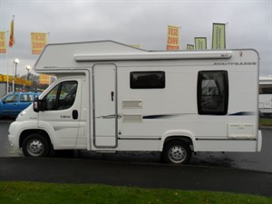 used Peugeot Boxer COMPASS AVANTGARDE 150 in perth-scotland