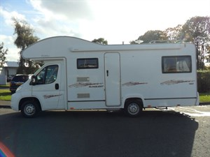 used Peugeot Boxer ELDDIS SUNQUEST 180 in perth-scotland