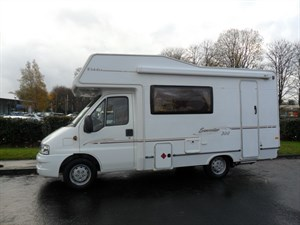 used Peugeot Boxer ELDDIS SUNSEEKER 300 in perth-scotland