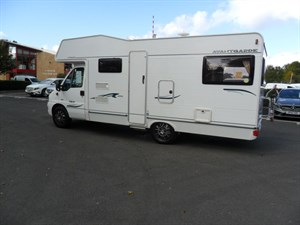 used Peugeot Boxer COMPASS AVANTGARDE 180 in perth-scotland
