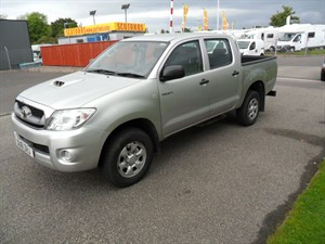 used Toyota  HI-LUX HL2 4X4 D-4D DCB in perth-scotland