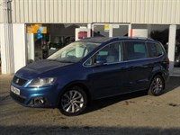 Used SEAT Alhambra I-TECH