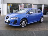 Used SEAT Leon SUPERCOPA FR PLUS CR TDI
