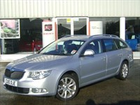 Used Skoda Superb SE TDI CR