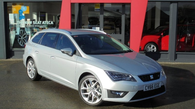 Used Silver Seat Leon For Sale Pembrokeshire
