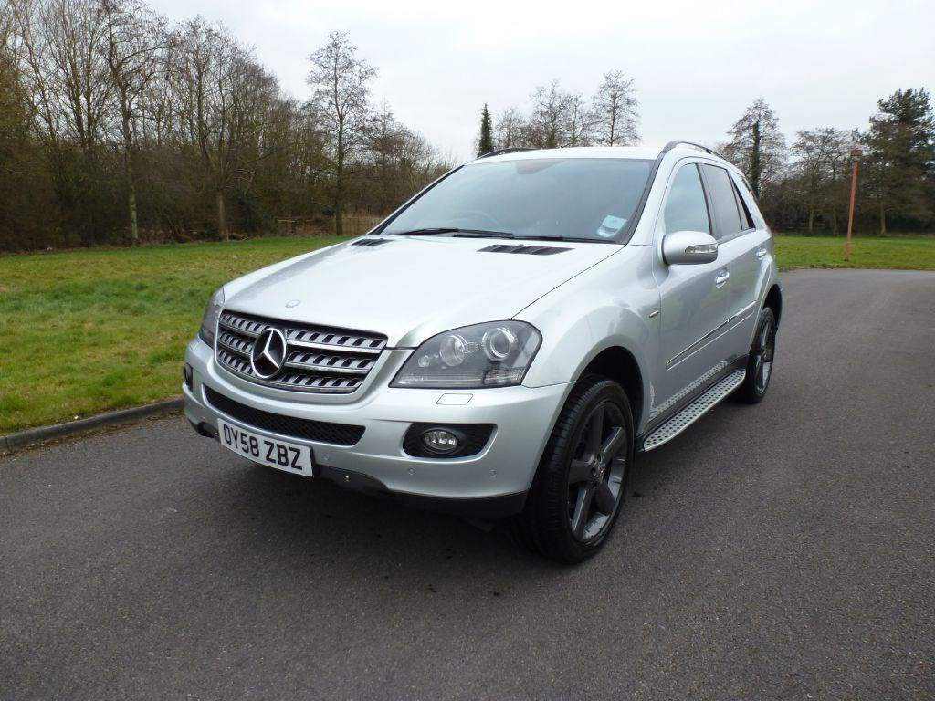 Mercedes m320 used for Used mercedes benz ml320