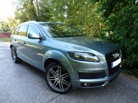 Used Audi Q7 AUDI Q7 S-LINE + HUGE SPEC INC PAN ROOF