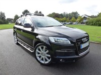 Used Audi Q7 FINANCE OFFER ONLY £394 PER MONTH