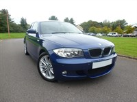 Used BMW 118d FINANCE OFFER, ONLY £197 PER MONTH! 118D M SPORT 5DR