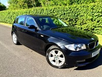 Used BMW 118d SE + new Timing chain from BMW