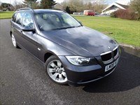 Used BMW 320i EDITION SE TOURING + M SPORT INTERIOR