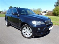 Used BMW X5 FINANCE OFFER, ONLY £380 PER MONTH