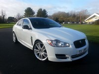 Used Jaguar XF FINANCE OFFER ONLY £330 PER MONTH