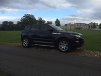 Used Land Rover Range Rover Evoque 2012 2.2 eD4 Pure 5d