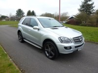 Used Mercedes ML320 FINANCE OFFER ONLY £300 PM. CDI Edition 10 Tip