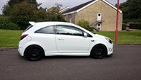 Used Vauxhall Corsa VXR 222 BHP ! ONLY £250 PER MONTH