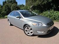Used Ford Mondeo TITANIUM X