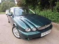 Used Jaguar X-Type S