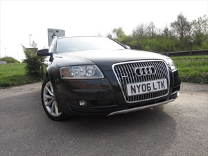 used Audi A6 allroad TDI QUATTRO TDV in guildford-surrey
