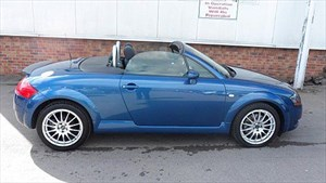 used Audi TT ROADSTER in guildford-surrey