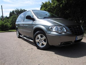 used Chrysler Grand Voyager CRD EXECUTIVE in guildford-surrey